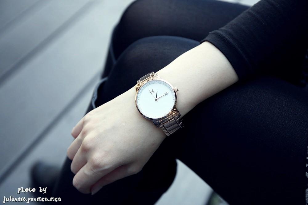 【MVMT Watches】美國手錶新品牌!平價時尚MVMT手錶購買方式與開箱分享♥