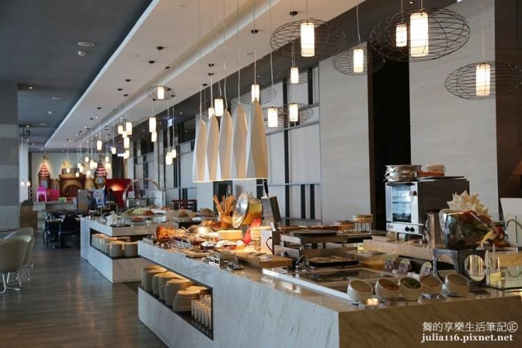 【寒舍樂廚.Raku Kitchen】南港區。吃buffet的新選擇♥70種甜點、生魚片、Haggen-Dazs吃到飽(南港展覽館)