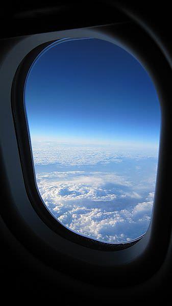 【巴黎自由行】義大利航空~出發。轉機。抵達