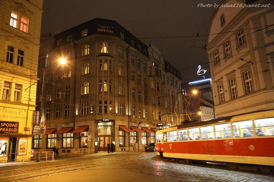 【捷克自助】布拉格帝國咖啡館(Café Imperial)評選世界十大最美咖啡館❤
