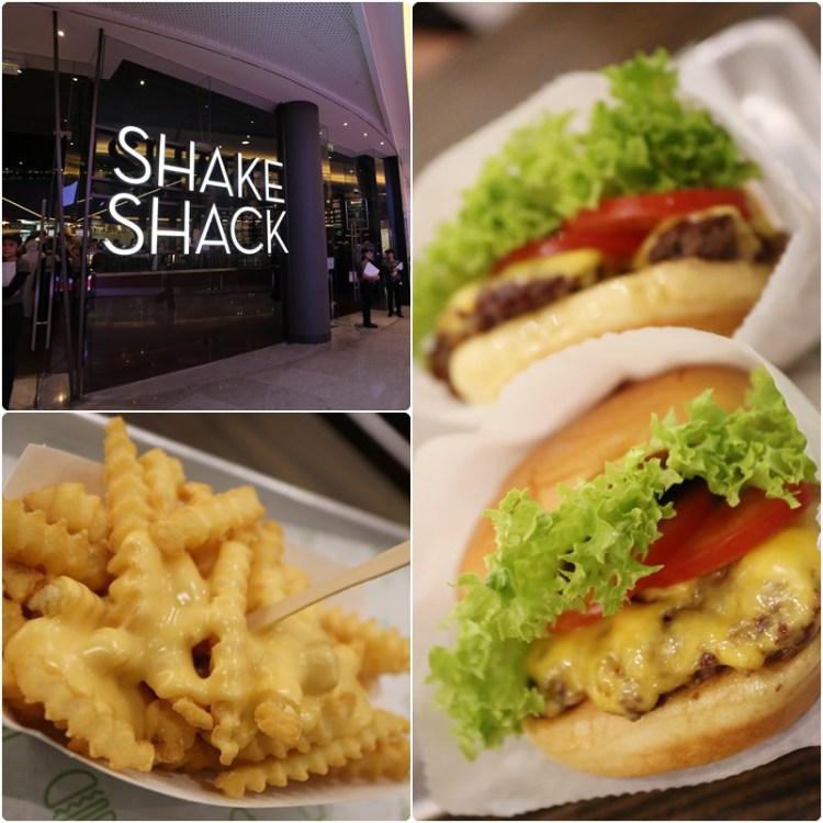 【阿拉伯聯合大公國】在杜拜也能吃到來自曼哈頓的SHAKE SHACK BURGER!