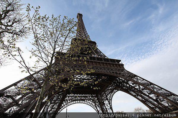 【巴黎自由行】自助費用