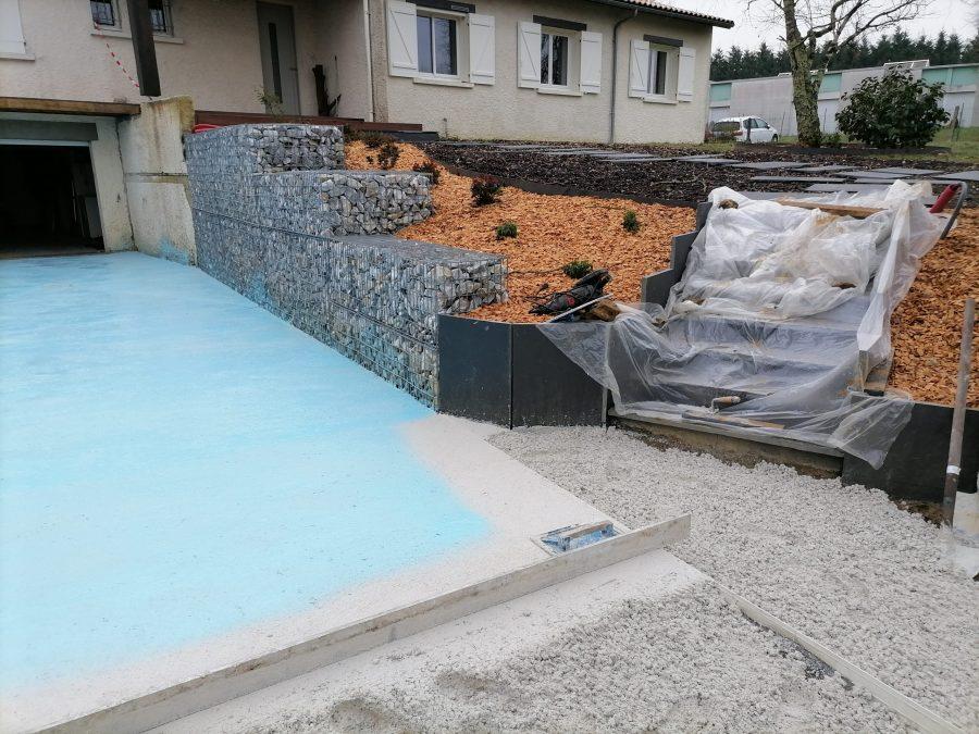 Puyau Paysages-aménagement jardin-La Brède