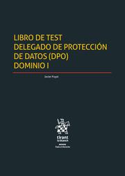libro de test delegado de protección de datos (DPO)