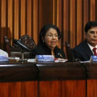 Magistrados de los Sala Constitucional deben inhibirse