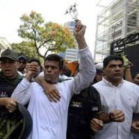 Por falta de pruebas y razones exigieron liberar a Leopoldo López
