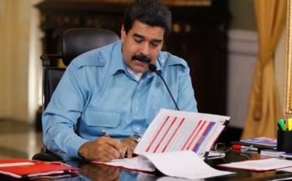 25,8% de los venezolanos valoran positivamente gestión de Maduro