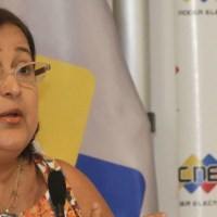 Lucena denunció campaña comunicacional contra el CNE