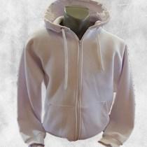 duks jakna bela