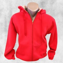 Duks jakna crvena
