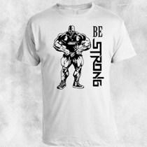 be strong bela majica