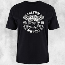 buldog crna majica