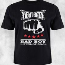 fight back crna majica