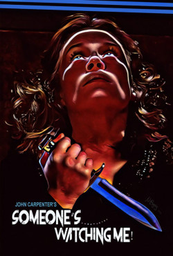 Someone's Watching Me (1978) Movie Poster