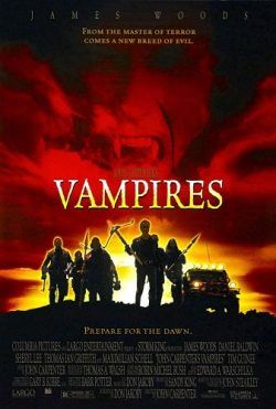 Vampires (1998) Movie Poster