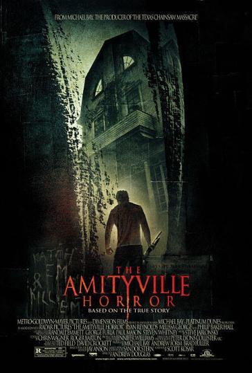 Amityville Horror Movie Poster