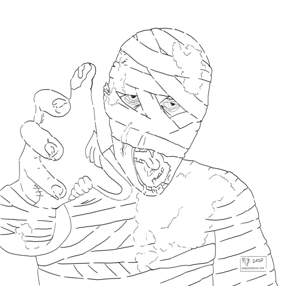 The Bandage Man