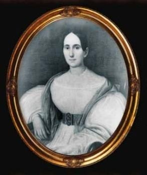 Old image of Delphine Lalaurie