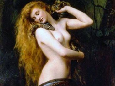 Lilith by John Collier 1887