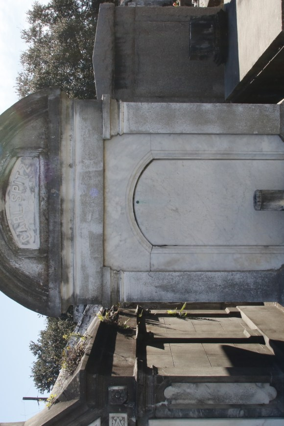 Lafayette Cemetery 2 Puzzle Box Horror images large gravestone with an angel