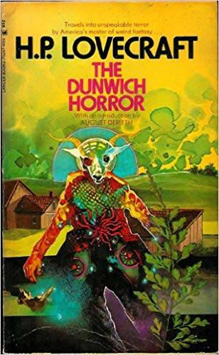 The Dunwich Horror by H.P. Lovecraft