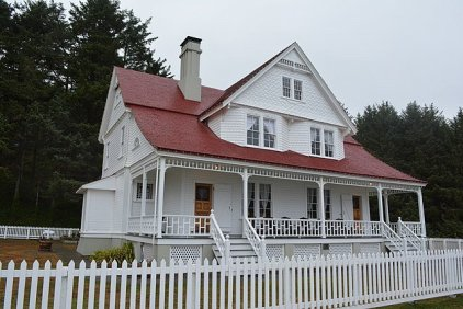 Heceta Head Lighthouse Keepers Cottage