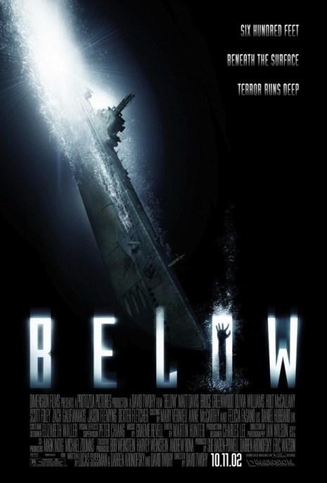 Below Horror Movie Poster