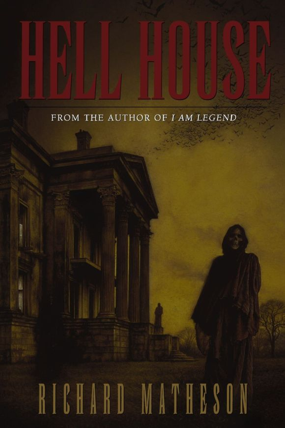 Hell House (1971) Book Cover