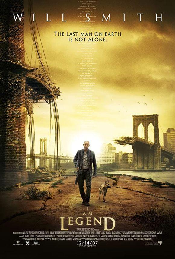 I Am Legend (2007) Movie Poster