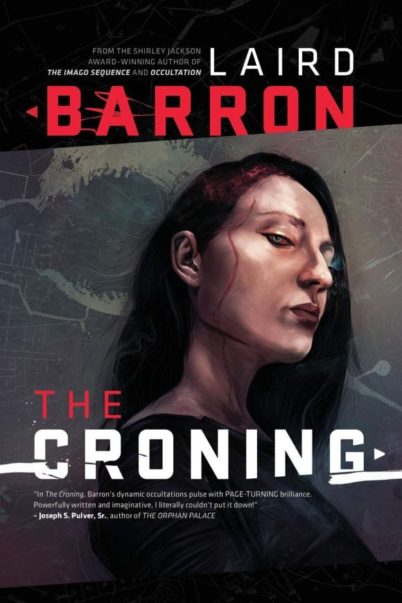 The Croning book cover(2012)
