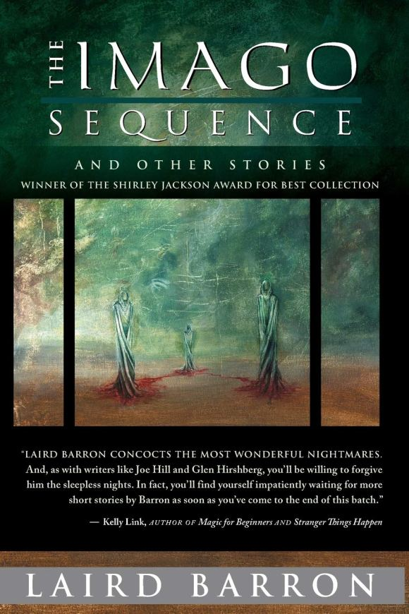 The Imago Sequence and Other Stories book cover(2007)