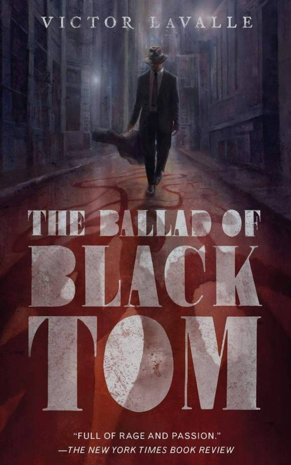 The Ballad of Black Tom Book cover (2016)