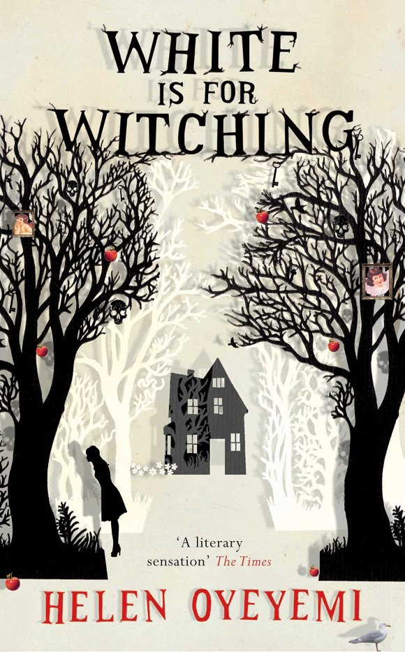 White is For Witching book cover (2005)