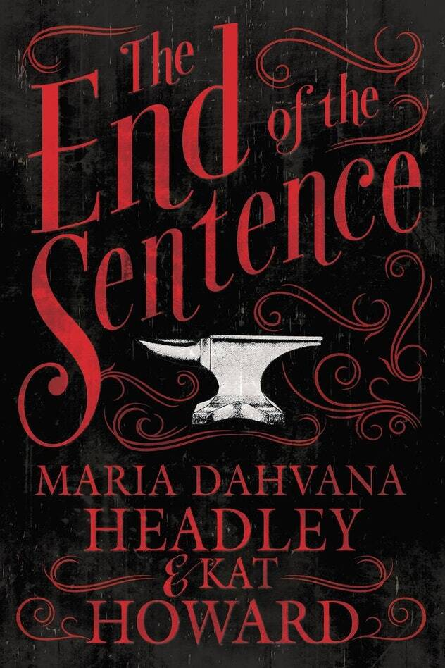 End of the Sentence Cover