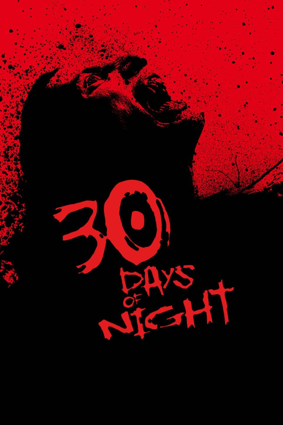 30 days of night winter horror poster
