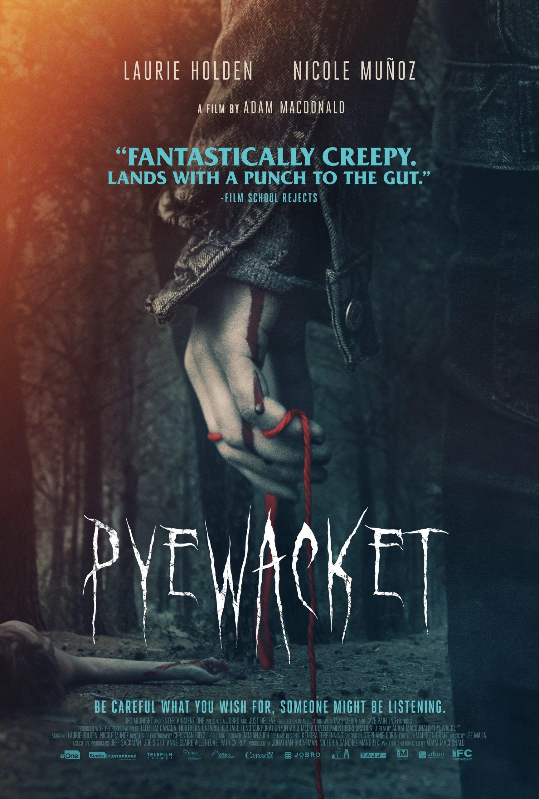 Pyewacket Supernatural horror movie streaming on Hulu