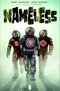 Nameless horror comic cover