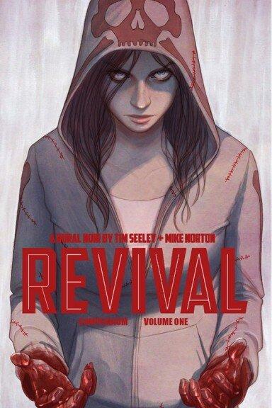 Revival horror comic cover