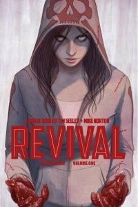 Revival aci-fi horror comic cover