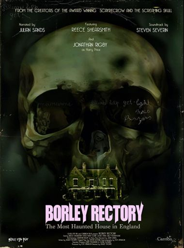Borley Rectory horror film 2017 poster