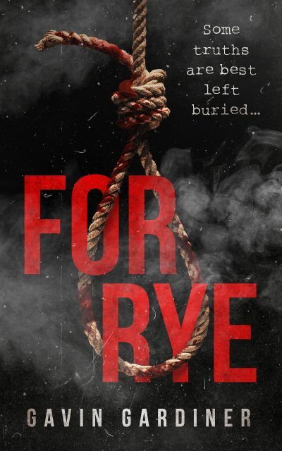 For Rye Horror Book cover