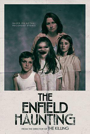 The Enfield Poltergeist frightening documentary poster