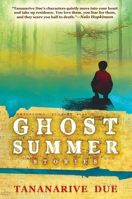 Ghost Summer book cover