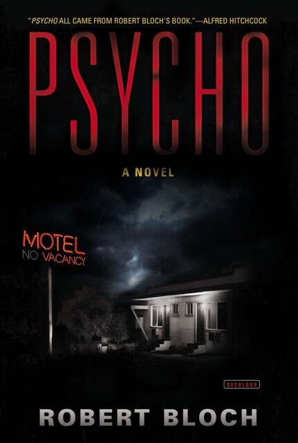 Psycho book cover