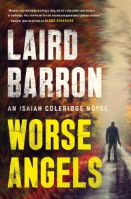 Worse Angels by Laird Barron book cover