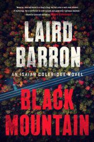 Black Mountain by Laird Barron book cover