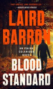Blood Standard by Laird Barron book cover