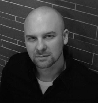 Sci-fi horror author JZ Foster
