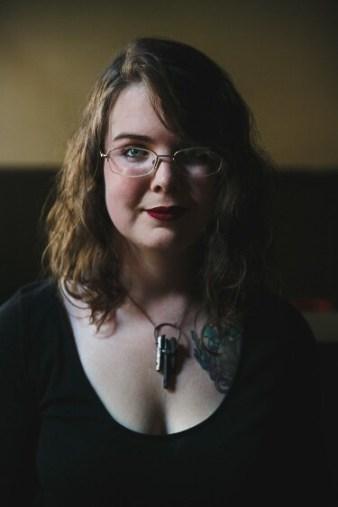 Sci-fi horror author Caitlin Starling
