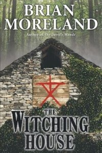 The Witching House book cover with old stone house